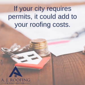 Roofing Costs - A.J. Roofing & Construction