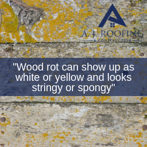 Wood Rot - A.J. Roofing & Construction
