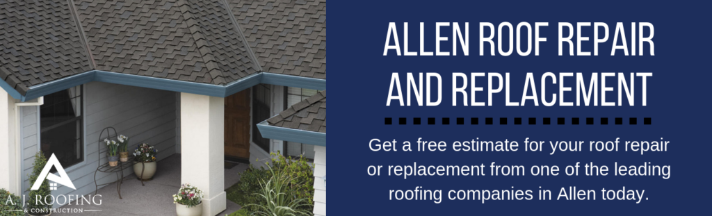 Allen Roofing Contractors - A.J. Roofing & Construction
