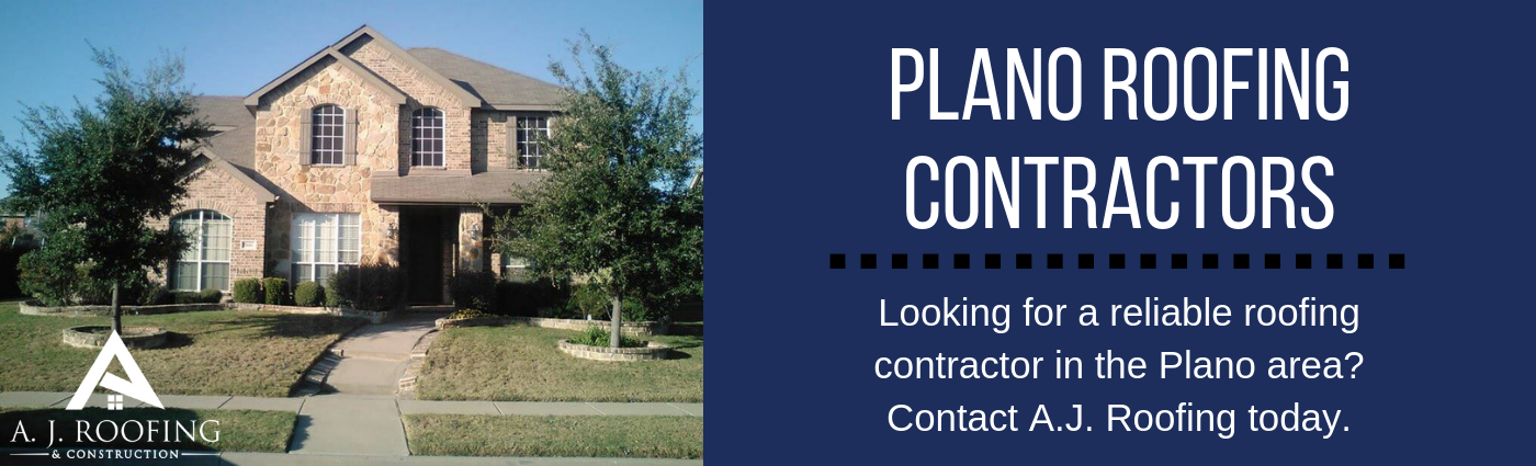 Plano Roofing Contractors - A.J. Roofing & Construction