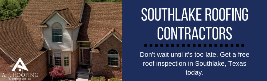 Southlake, TX Roofing Contractors - Residential Roofing - A.J. Roofing & Construction