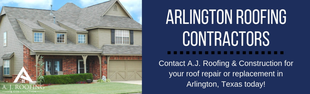 Arlington Roofing Contractors - Roof Repair & Replacement - A.J. Roofing & Construction
